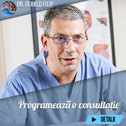 Programari Dr. Gerald Filip